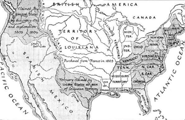 US in 1812