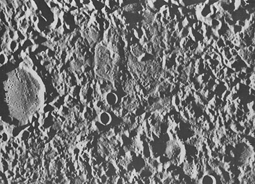 Mercury's Rocky Surface