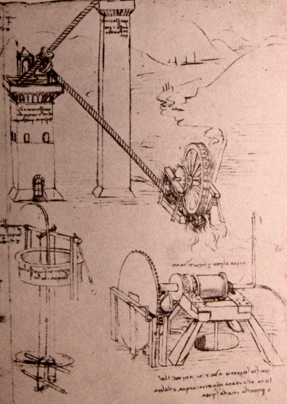 A Study of Water Machines